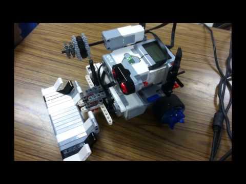 Summer Camp Robotics Program 2015