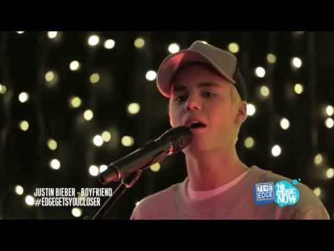 Justin Bieber - Full Performance HD - Live at The Edge Intimate & Acoustic.