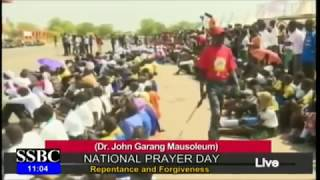 South Sudan News  -Bishop Isaiah Majok Dau