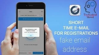 How to create a fake Email address | instant email| temporary email | disposable email |[Bengali]