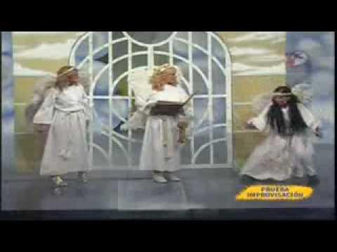 Improvisacion Samia y Roxana - Hazme reir