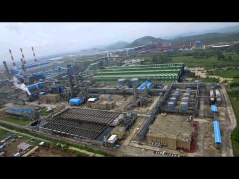 Jindal Steel and Power Business Film (Hindi)
