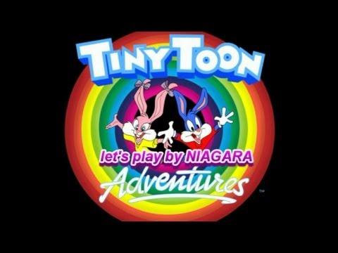 Скачать игру Tiny Toon Adventures Buster s Hidden