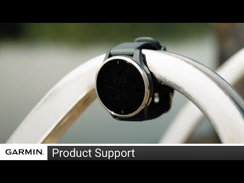 Support: Venu™ Live Watch Face
