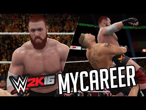 BEST MATCH EVER!! MITB PPV!! WWE 2K16 MyCareer Part 105