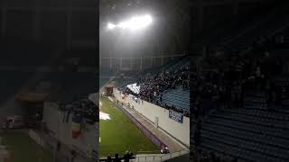 Final de meci Universitatea Craiova-Gaz Metan Medias