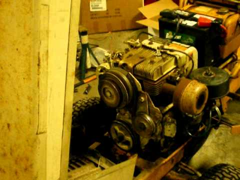 hqdefault 1964 montgomery ward squire 12 garden tractor youtube Montgomery Ward Tractor Manual at n-0.co