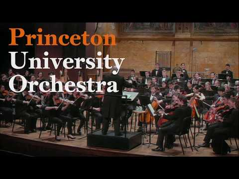 Princeton University Orchestra: Balancing arts and academics
