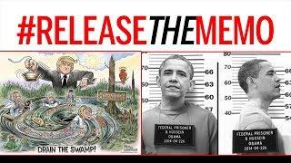 #ReleaseTheMemo -  FBI and DOJ Members Accused of Subversive Action Against President Trump!