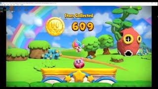 Cemu 1.19.2c 터치! 커비 슈퍼 레인보우 (Kirby and the Rainbow Curse)