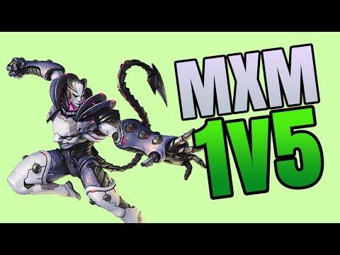 MXM 1v5? No problem! - R&B + Eirna Combo