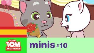 Talking Tom and Friends Minis ep.10 - Muchísimas gracias