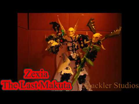 Zexia, The Last Makuta (MOC Contest Entry, NOT FOR KIDS)