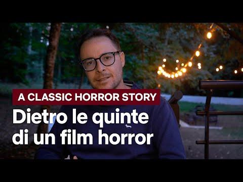 A Classic Horror Story | Il backstage di un film horror | Netflix