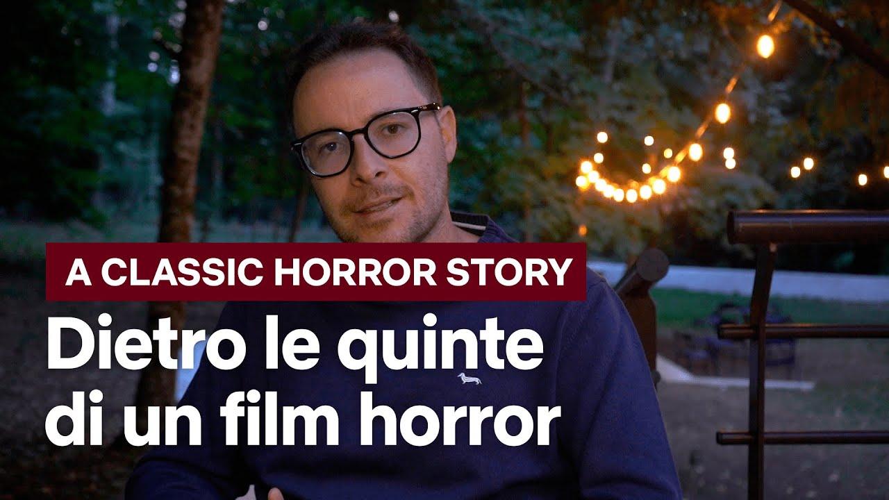 Download A Classic Horror Story | Il backstage di un film horror | Netflix