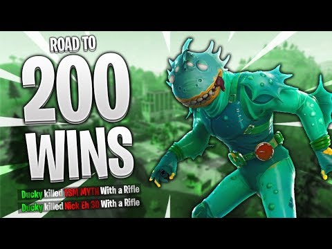 FORTNITE MOBILE Live // Road To 200 Wins // Pro Player ...