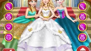 Rapunzel Princess Wedding (Холодное сердце: Свадьба Рапунцель) - прохождение игры