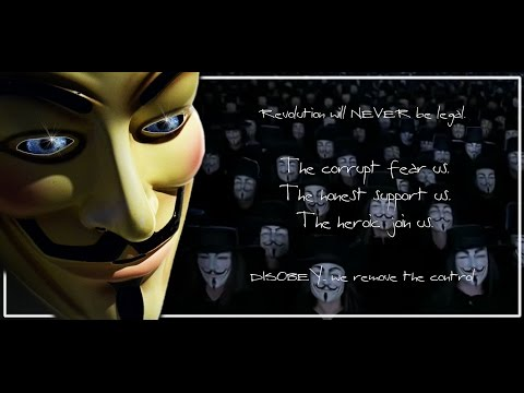 -= Anonymous =-  New Collective Message - Op:USA 2015