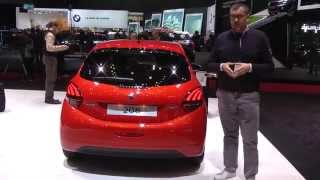 Salone di Ginevra 2015: La nuova Peugeot 208