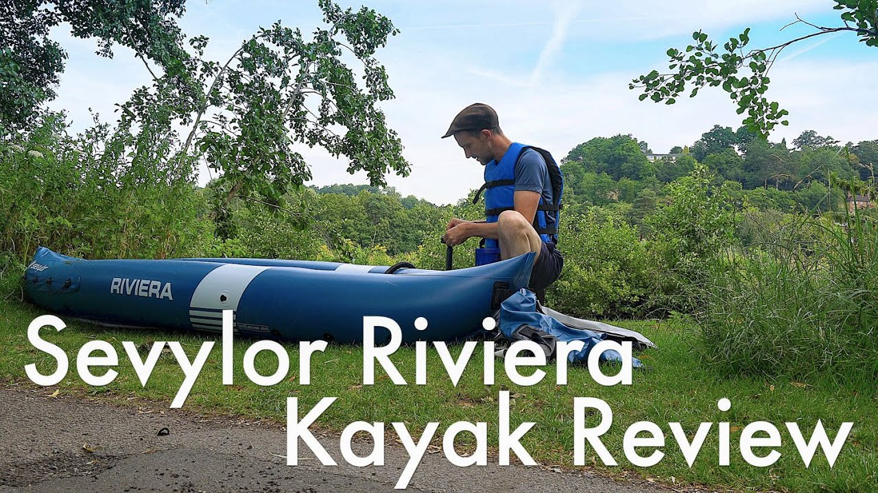 Sevylor Riviera 2 Person Inflatable Kayak Review