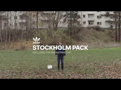 adidas Originals Stockholm Pack - Exclusive to Sneakersnstuff