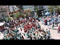 Festa Major 2016. Força gent al carrer en la tercera jornada de la festa, marcada pel bon temps