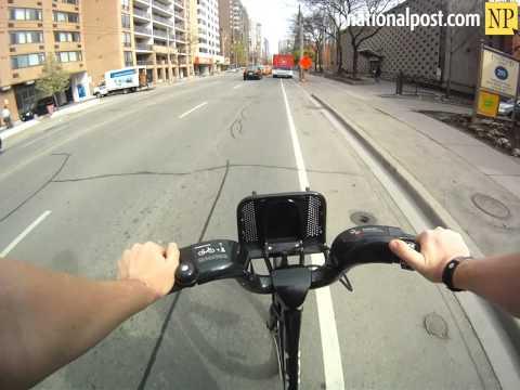 National Post takes a BIXI ride around Toronto