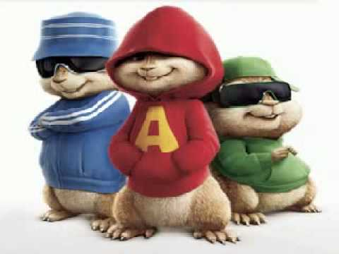 Chipmunks-Party Up in here