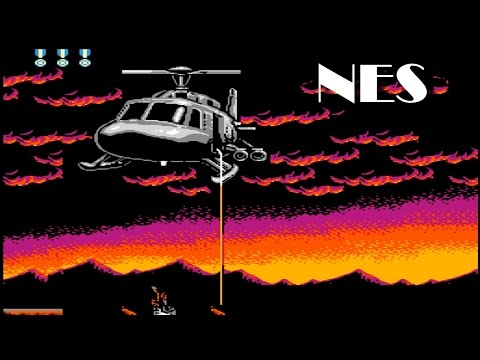 NES: Super Contra (Darkwing Duck 2) прохождение [082]