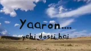 Yaroon Yehi Dosti Hai