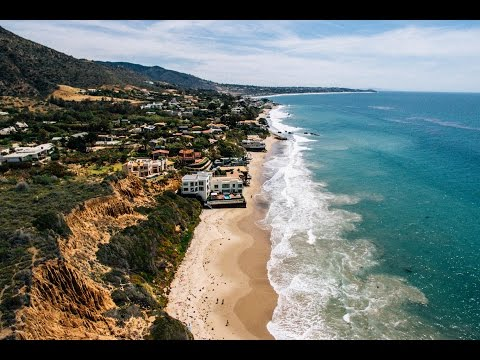 Flying A Drone In Malibu!