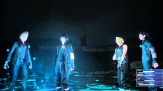 Video Final Fantasy XV Episode Duscae Nighttime Gameplay PS4 download MP3, 3GP, MP4, WEBM, AVI, FLV September 2018