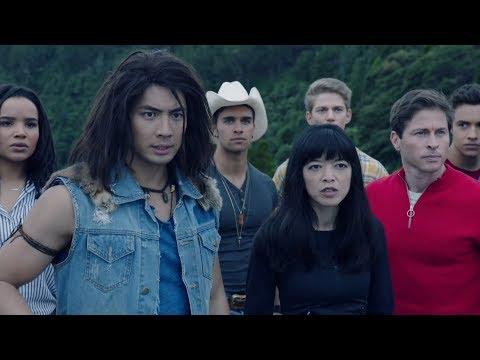 "Power Rangers Super Ninja Steel - Ninja Steel Meet Tommy | Episode 10 ""Dimension in Danger"""