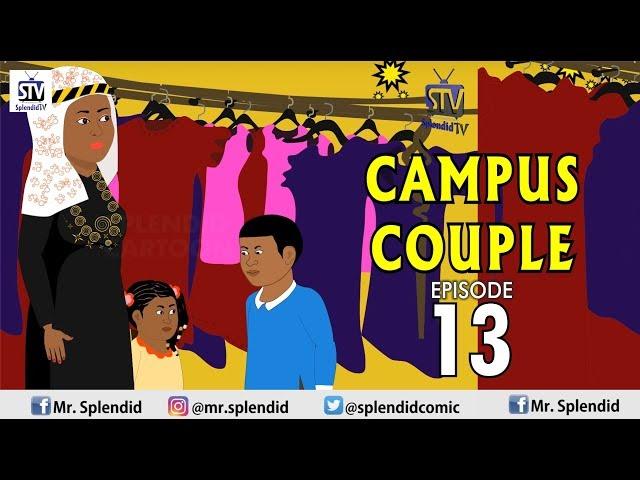 CAMPUS COUPLE EPISODE 13 (Splendid TV) (Splendid Cartoon)