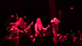 Asphyx - The Quest Of Absurdity/Vermin/M.S. Bismarck live @ Maryland Deathfest XII - 05.24.2014