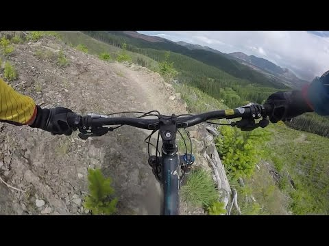 Hanmer Springs - Big Foot - GoPro