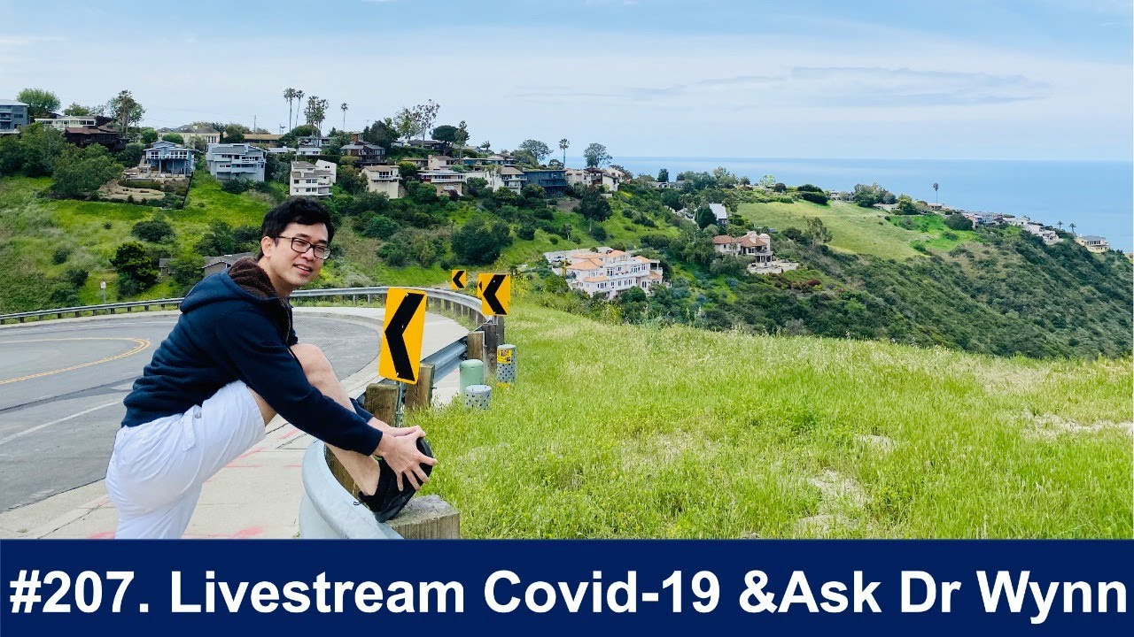 #207. Livestream Covid-19 &Ask Dr Wynn: Cuộc đời lận đận Dexamethasone,  thuốc Colchicine, và Hoa Kỳ