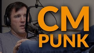 Chael Sonnen has a different opinion of the CM PUNK fight