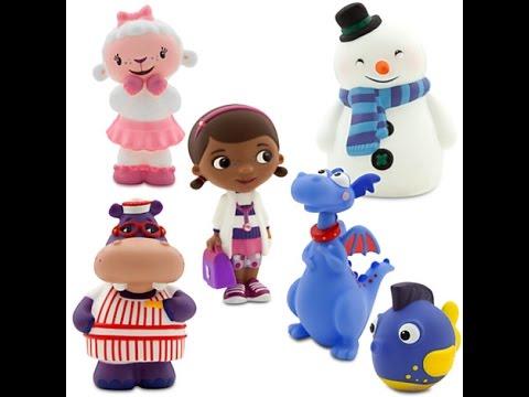 Disney docteur la peluche doc mcstuffins jouets pour - Jouet doc la peluche ...