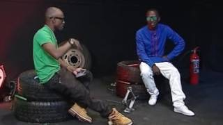 Yellow Dove (Antonio) chats with Macky 2 on Gospel Cruise Tv Show
