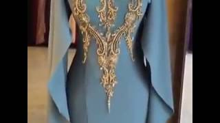 Pınar Şems Piraye Abiye Mavi - https://www.ModaVitrini.com