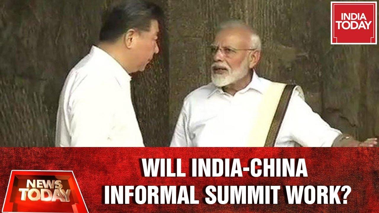 Download Will Informal Summit Repair Relations Between India & China? | News Today Debate