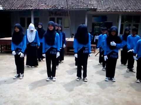 Pbb dance daarul masyuroh (latihan)
