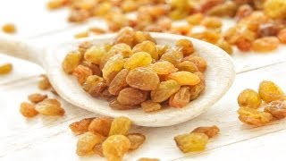 Reveal the Health Benefits of Raisins