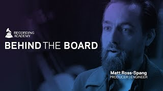 Matt Ross-Spang On How Memphis Impacts His Work, Starting at Sun Studio & More | Behind The Board