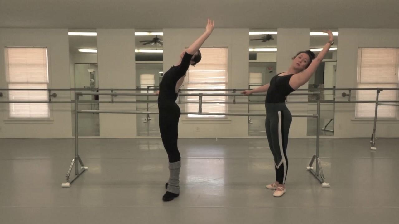 Adult Classical Ballet Class