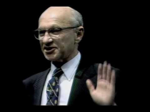 Milton Friedman - The Great Depression Myth