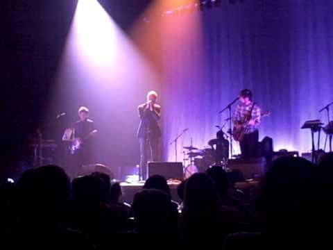 """Runaway"" - The National at Massey Hall (June 8th, 2010)"