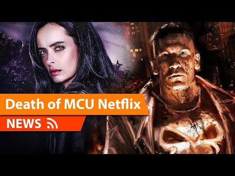 Punisher & Jessica Jones Will Be Canceled as Well