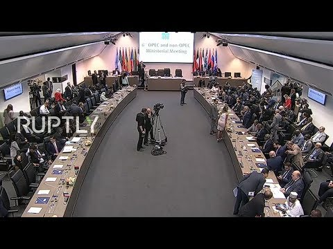 LIVE:  6th OPEC and non-OPEC Ministerial Meeting closes OPEC conference